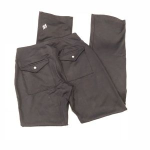 Brand new black active pants